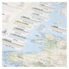 Amazingly Adventure-Filled Great British Map of Wonders information view