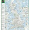 Delightfully Stuffed Great British Food and Drink Map information view