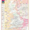 Fastidiously Orchestrated Great British Music Map information view