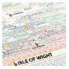 Fastidiously Orchestrated Great British Music Map tilted view