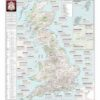Marvellous Map of Great British Place Names information view